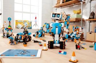Megérkeztek a várva várt LEGO® BOOST robotok