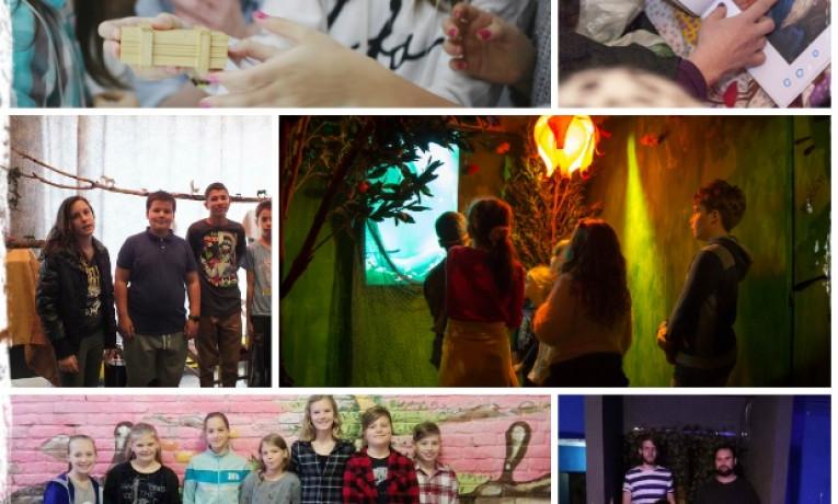 Gyermek- és családbarát szabadulószobák