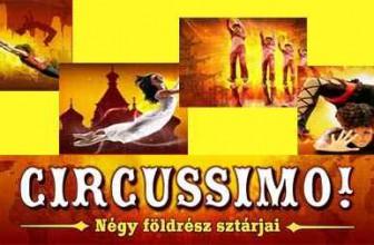 A Circussimo! a Városligetben