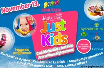 Just Kids – Töltsük együtt, tartalmasan a vasárnap délelőttöt!