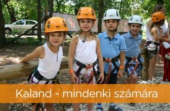 Aktív családi program – Kalandpark lista