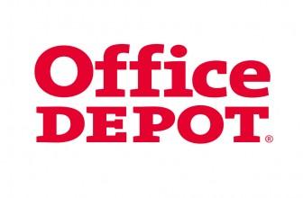 Office Depot – 10% kedvezmény minden iskolaszerre
